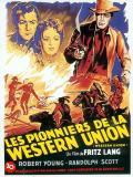 Affiche de Les Pionniers de la Western Union