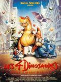 Affiche de Les Quatre Dinosaures et le Cirque magique