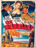 Affiche de Les Rebelles