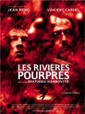 Affiche de Les Rivières Pourpres