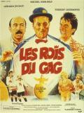 Affiche de Les Rois du gag