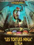 Affiche de Les Tortues Ninja
