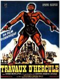 Affiche de Les Travaux d