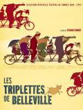 Affiche de Les Triplettes de Belleville