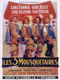 Affiche de Les Trois mousquetaires