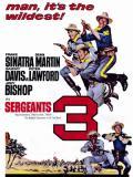 Affiche de Les Trois sergents