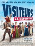 Affiche de Les Visiteurs La Révolution