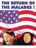 Affiche de Les Visiteurs en Amérique