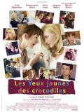 Affiche de Les Yeux jaunes des crocodiles