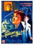 Affiche de Les forbans de la nuit
