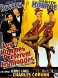 Affiche de Les hommes préfèrent les blondes