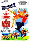 Affiche de Les Sept femmes de Barberousse