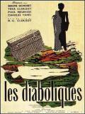 Affiche de Les diaboliques