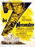Affiche de Les sept mercenaires