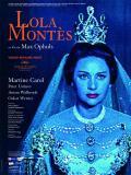 Affiche de Lola Montès