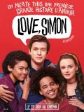 Affiche de Love, Simon