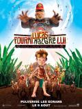 Affiche de Lucas, fourmi malgré lui