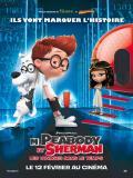 Affiche de M. Peabody et Sherman : Les Voyages dans le temps