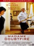 Affiche de Madame Doubtfire