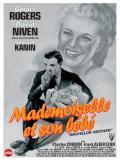 Affiche de Mademoiselle et son bébé