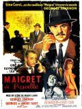 Affiche de Maigret à Pigalle