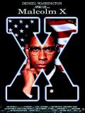 Affiche de Malcolm X
