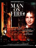 Affiche de Man on Fire