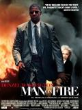 Affiche de Man on Fire