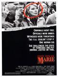 Affiche de Marie