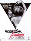Affiche de Masculin, féminin