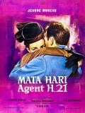 Affiche de Mata-Hari, agent H21