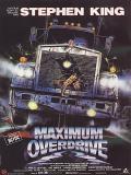 Affiche de Maximum Overdrive