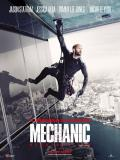 Affiche de Mechanic Résurrection