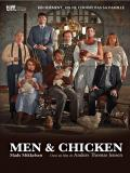 Affiche de Men & Chicken