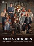 Affiche de Men & Chicken