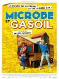 Affiche de Microbe et Gasoil