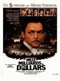 Affiche de Mille milliards de dollars