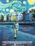 Affiche de Minuit à Paris