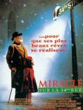Affiche de Miracle sur la 34e rue