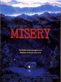 Affiche de Misery
