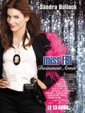 Affiche de Miss FBI : divinement armée