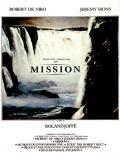 Affiche de Mission