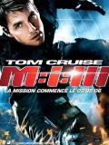 Affiche de Mission : Impossible 3