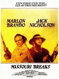 Affiche de Missouri Breaks