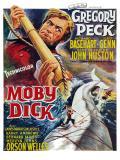 Affiche de Moby Dick