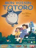 Affiche de Mon voisin Totoro