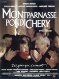 Affiche de Montparnasse-Pondichéry