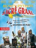 Affiche de Monty Python, sacré Graal