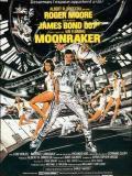 Affiche de Moonraker