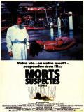 Affiche de Morts Suspectes